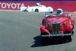 #147,1953 MG-TD, Ferdinand Schoch