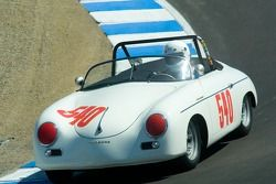 #540 ,1955 Porsche 356, Jack Richards