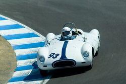 #93, 1955 Cooper Bobtail, David Brown