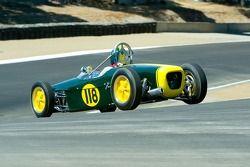#118, 1960 Lotus 18 F-Jr., Jack Fitzpatrick
