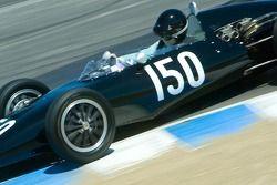 #150, 1961 Dolphin MkII F-Jr., David Woodhouse