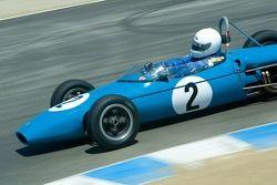 #2, 1962 Brabham BT2 F-Jr., David Zurlinden