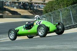 #24, 1951 J.B.S. F3, Richard Utley