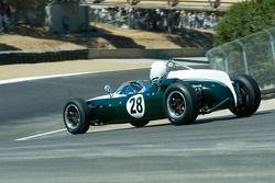 #28, 1961 Cooper T-56 F-Jr., Daniel Chapman