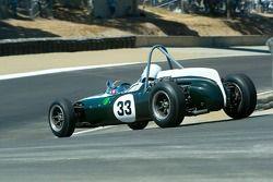 #33, 1961 Cooper T-56 F-Jr., Alan Baillie