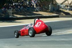 #47, 1959 Stanguellini F-Jr., Bill Weed