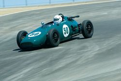 #50, 1960 Dolphin F-Jr., Phil Binks