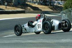 #51, 1953 Staride Norton F3, Skip Streets