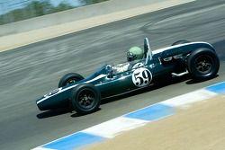 #59, 1962 Cooper T-59 F-Jr., Jimmy Domingos