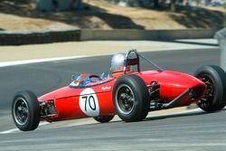 #70, 1963 Brabham BT-6 F-Jr., Reg Howell