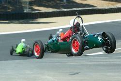 #7, 1956 Cooper Mark10 F3, Richard Frank
