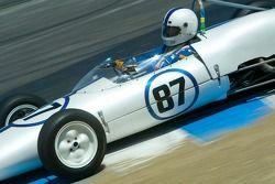 #87, 1962 Lotus 22 F-Jr., Barbara Blackie