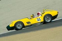 #58, 1958 Lister-Chevrolet, John Harden