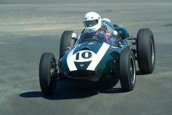 #10, 1958 Cooper T-45/51 F-1, Rod Jolley