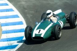 #1, 1960 Cooper T-53 F-1, Mark Gillies