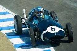 #6, 1957 Cooper T-43 F2, Richard Longes