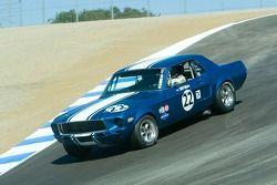 #22, 1968 Mustang, Gary Goeringer