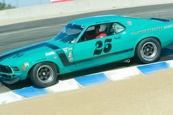#25, 1970 Boss 302 Mustang, Craig Conley