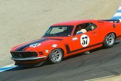 #57, 1970 Boss 302 Mustang, Forrest Straight