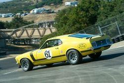 #61, 1970 Boss 302 Mustang, Jim Halsey