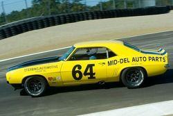 #64, 1969 Camaro Z-28, Chad Raynal