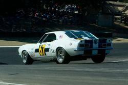 #67, 1968 Camaro, John Linfesty