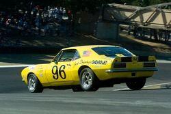 #96, 1967 Camaro Z-28, Ron Tribble