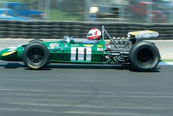#11, 1968 Brabham BT-26, Bob Baker