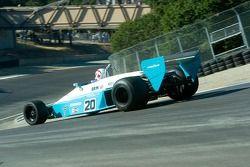 #20, 1976 BRM P207, David Springett