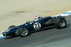 #23, 1966 Gurney Eagle, Lou Sellyei Jr.