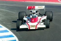 #30, 1977 McLaren M-23, Danny Baker