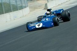 #4, 1971 Tyrrell 004, John B. Dimmer