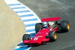 #6, 1969 Ferrari 312, Brad Hoyt