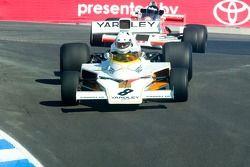 #8, 1973 McLaren M-23, John Anderson