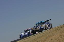 #12 Lowe's Fernetez Racing Pontiac Riley: Adrian Fernetez, Mario Haberfeld; #66 coupe TRG Porsche GT