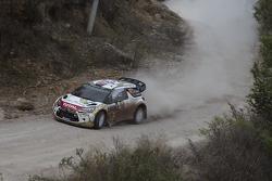 Mads Ostberg, Jonas Andersson Citroën World Rally Team
