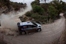 Elfyn Evans, David Barrit M-Sport World Rally Team