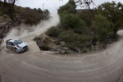 Elfyn Evans, David Barritt M-Sport World Rally Team