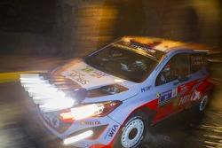Dani Sordo, Marc Marti Hyundai Shell World Rally Team