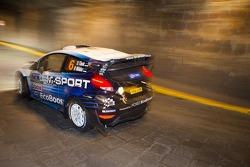 Ott Tanak, Raigo Molder M Sport World Rally Team