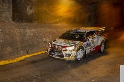Kris Meeke, Paul Nagle Citroën Total Abu Dhabi WRT