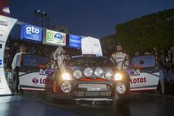 Robert Kubica, Maciek Szczepaniak RK World Rally Team
