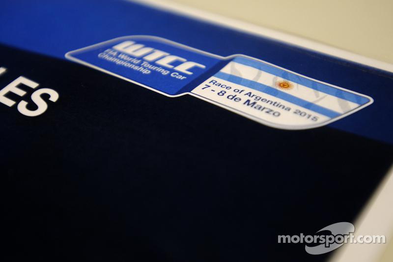 FIA Tourenwagen-Weltmeisterschaft, Rennen in Argentinien 2015