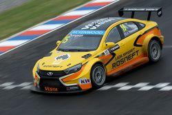 James Thompson, Lada Sport Rosneft Lada Vesta WTCC