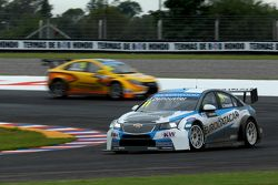 Gregoire Demoustier, Craft Bamboo Chevrolet RML Cruze TC1, James Thompson, Lada Sport Rosneft Lada V
