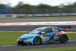 Rickard Rydell, Nika International Honda Civic WTCC