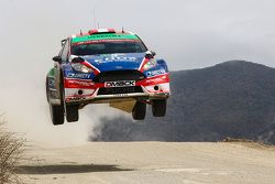 Nicolas Fuchs, dan Fernando Mussano, Ford Fiesta R5
