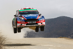 Nicolas Fuchs e Fernando Mussano, Ford Fiesta R5