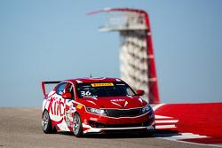 #36 Kinetic Motorsports / Kia Racing Kia Optima: Ben Clucas