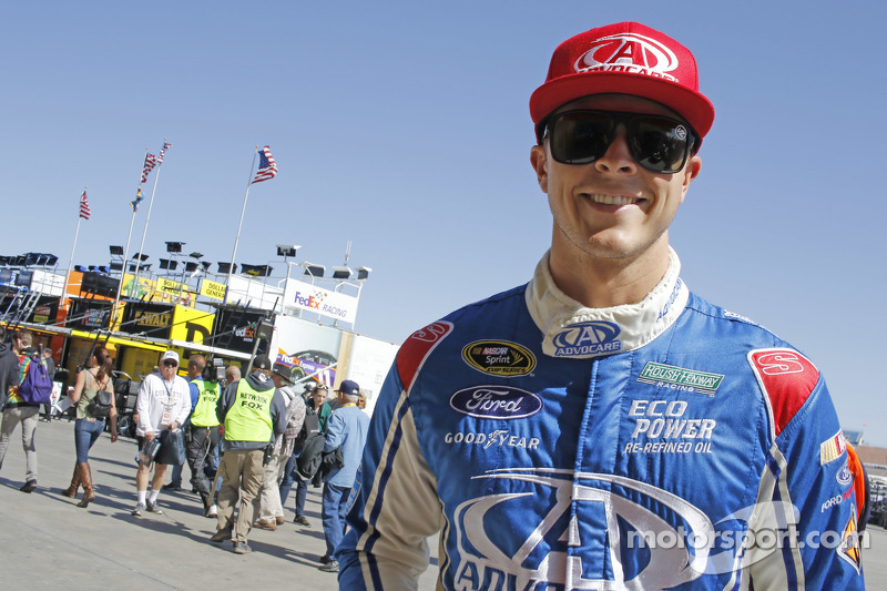 Trevor Bayne, Roush Fenway Racing